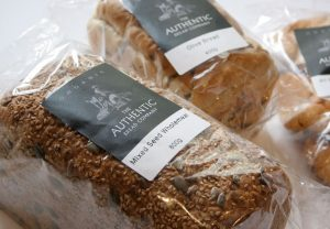 The Authentic Bread Company Packaging