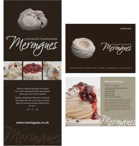 Cotswold Meringues Branding