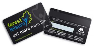 Forest Leisure Cards