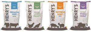 Henrys Feed Packaging