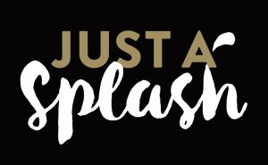 Just a Splash logo