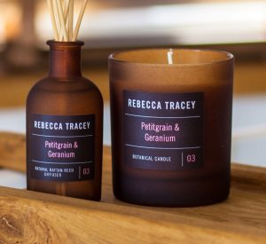 Rebecca Tracey Candle