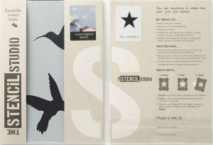 The Stencil Studio Branding